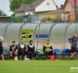 KP: TJ Osek - FC MAS Táborsko B 5:1