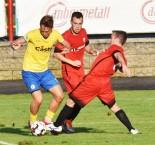 MOL Cup: MFK Dobříš - FC Písek 0:2