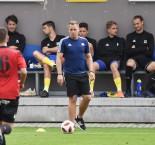 ČFL: FC Písek - Jiskra Domažlice 0:1