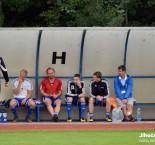 Divize: FK Jindřichův Hradec 1910 - FK Spartak Soběslav 1:5