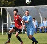 KP: FK Protivín - Sokol Sezimovo Ústí 7:1