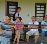 Turnaj mladších přípravek o pohár starostky města Chýnov
