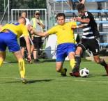 Divize: SK Dynamo ČB B - SK Senco Doubravka 1:1, 5:3 pen.