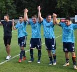 Divize: SK Otava Katovice - Český lev Union Beroun 5:2