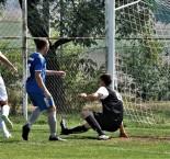 Divize: Sokol Čížová - FK Hořovicko 6:0