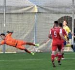 ČFL: FC Písek - FC Slavia Karlovy Vary 3:0