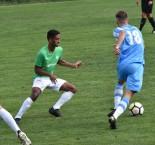 Divize: Sokol Čížová - FK Hvězda Cheb 2:1