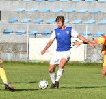 KP: Junior Strakonice - Jiskra Třeboň 2:1