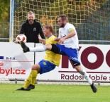 ČFL: FC Písek - Motorlet Praha 3:0