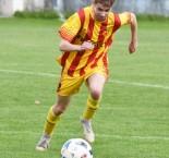 KP: Junior Strakonice - Sokol Sezimovo Ústí 0:2