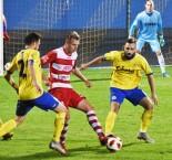 FC Písek - TJ Štěchovice 1:0