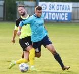 Divize: SK Otava Katovice - Tatran Sedlčany 4:1