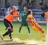 KP: Junior Strakonice - FK Lažiště 0:0