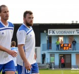 I. A třída: FK Vodňany - Spartak Trhové Sviny 2:3