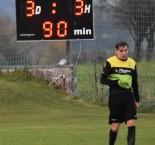 KP: TJ Osek - FK Olešník 3:3