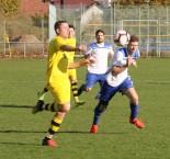 I. A třída: FK Vodňany - SK Lhenice 2:2