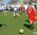 I. A třída: SK Lišov - FK Olympie Týn n. Vlt. 0:3