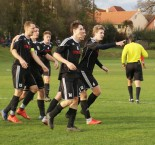 I. A třída: SK Lhenice - Spartak Trhové Sviny 2:4
