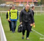 KP: Jiskra Třeboň - TJ Osek 1:0