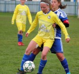 Divize žen: FK Protivín - TJ Jiskra Domažlice 0:2