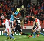 1. liga: SK Slavia Praha - SK Dynamo ČB 4:1