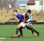 Příprava: Malše Roudné - FK Spartak Soběslav 2:5