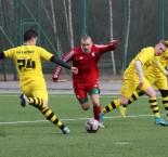 Příprava: SK Lhenice - SK Jankov 1:0