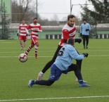 Příprava: SK Lhenice - FK Lažiště 1:2