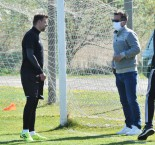 Dynamo začalo od pondělí trénovat