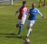 Letní liga: FC MAS Táborsko - SK Slavia Praha B 2:2, pen. 3:4