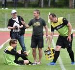 Příprava: FK Junior Strakonice - TJ Osek 2:2