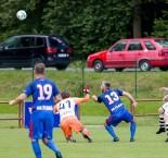 Turnaj sedmi týmů: FK Spartak Kaplice - SK Planá 1:1, pen. 4:5
