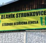 Příprava: Blaník Strunkovice - TJ Hradiště 7:1
