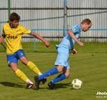 Příprava: FK Protivín - FC Písek U19 7:2