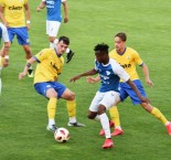Letní liga: FC Písek - FC MAS Táborsko 3:2