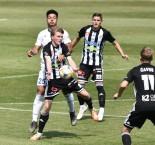 1. liga: SK Dynamo ČB - FK Mladá Boleslav 0:2