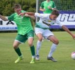 Turnaj Přátelství: Malše Roudné - FK Slavoj Č. Krumlov 3:3, pen. 4:3