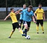 Divize: SK Otava Katovice - FC Viktoria Mariánské Lázně 5:0