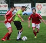 I. A třída: Blaník Strunkovice - 1. FC Netolice 7:0