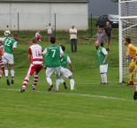 I. B třída: SK Lhenice - FK Boršov n. Vlt. 0:0