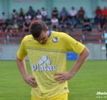 KP: FK Olympie Týn nad Vltavou - FK Protivín 3:2