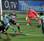 1. liga: SK Dynamo ČB - Bohemians Praha 2:1