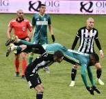 1. liga: SK Dynamo ČB - MFK Karviná 1:1