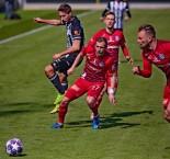 1. liga: SK Dynamo ČB - SK Sigma Olomouc 2:2