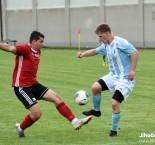Příprava: Spartak Trhové Sviny - FK Olešník 1:5