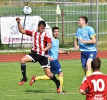Příprava: TJ Blatná - FK Nepomuk 5:2
