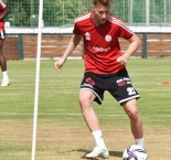 Dynamo ČB zahájilo letní přípravu
