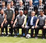Předsezonní focení SK Dynamo Č. Budějovice