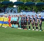 1. liga: SK Dynamo ČB - FK Teplice 1:0
