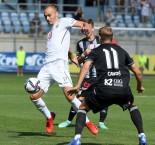 1. liga: SK Dynamo ČB - FC Hradec Králové 0:1